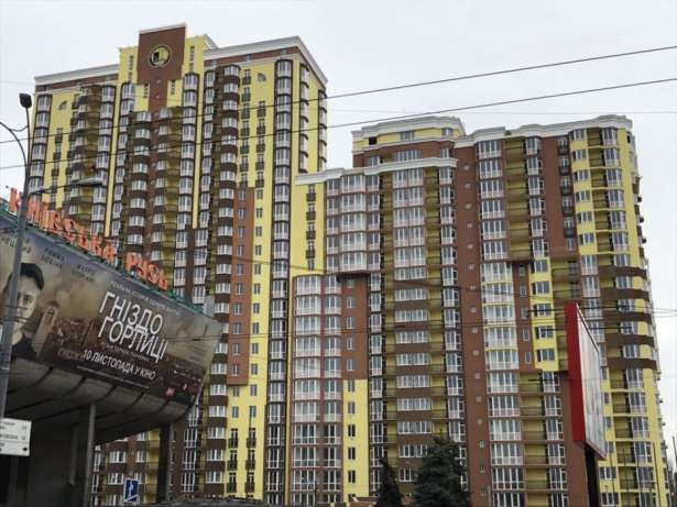 реклама в элитных новостройках Киева и области