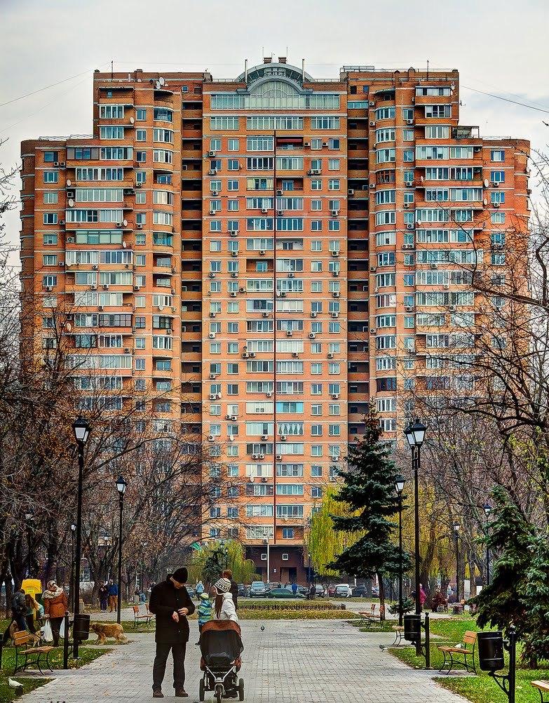 элитные дома Киева на Русановке