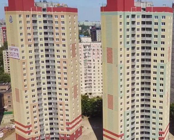 эффективная реклама в подъездах многоквартирных домов Киева