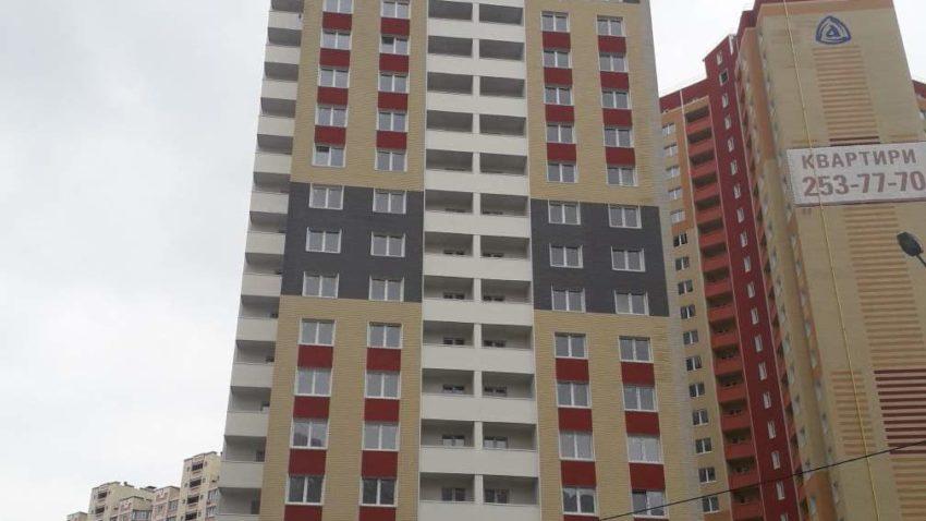 реклама в высотных современных жилых комплексах Киева
