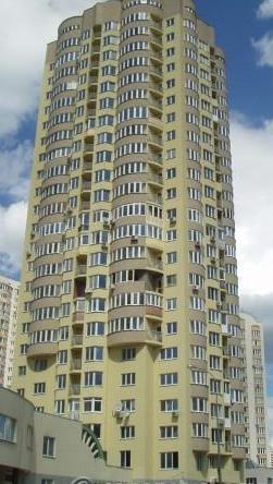реклама в элитных домах Киева на Позняках