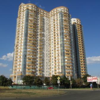 реклама в самых высоких и многоквартирных домах Киева