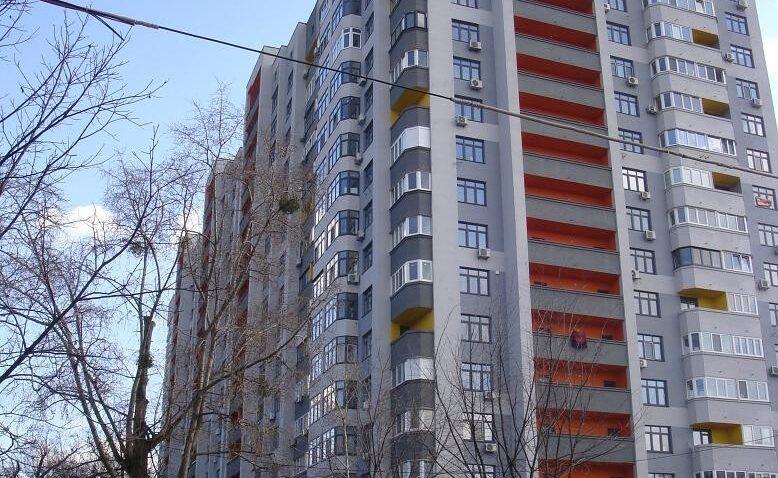 реклама в самых новых домах Киева