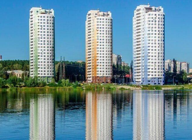 реклама в новостройках Киева